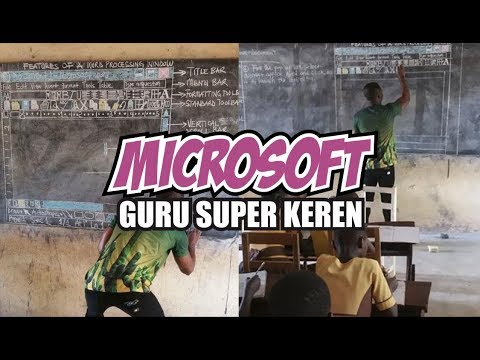 5 GURU DENGAN SKILL SUPER KEREN