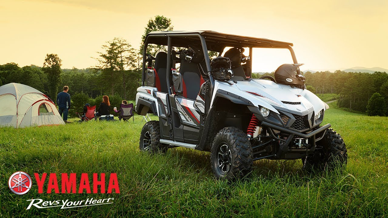 the all new 2018 yamaha wolverine x4 side by side youtube. Black Bedroom Furniture Sets. Home Design Ideas