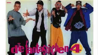 """Die Fantastischen Vier & Anke Engelke – Interview (1993) über """"Die 4. Dimension"""" – SWF3 Popshop"""