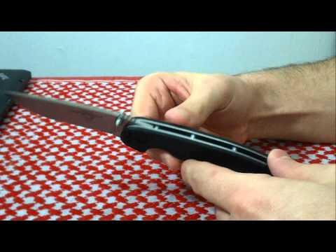 Мысли о ноже: Ontario RAT 1