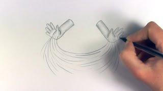 R.E.A.P: Concept Art: How to Draw a Superhero Sidekick Super Power 01