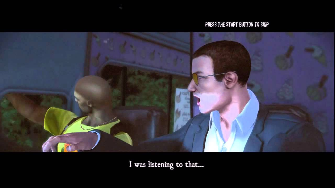 Download House of the Dead Overkill: Carny Cut Scene