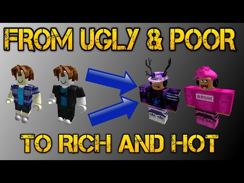 ROBLOX| LOOK LIKE A RICH PRO FOR FREE!? *LEGIT*