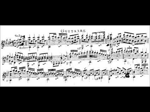 Mauro Giuliani - Guitar Concerto No. 1, Op. 30 (1808)