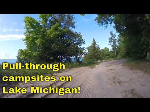 Michigan State Parks 100: Fishermans Island