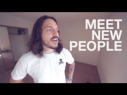 How to Meet New People! from YouTube · Duration:  3 minutes 44 seconds