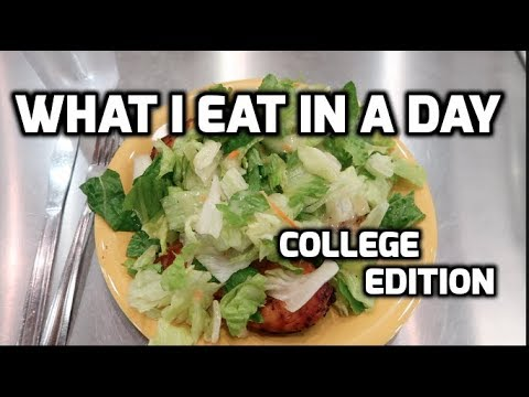 Arizona State University Experience: What I Eat In A Day As A Healthy College Student!