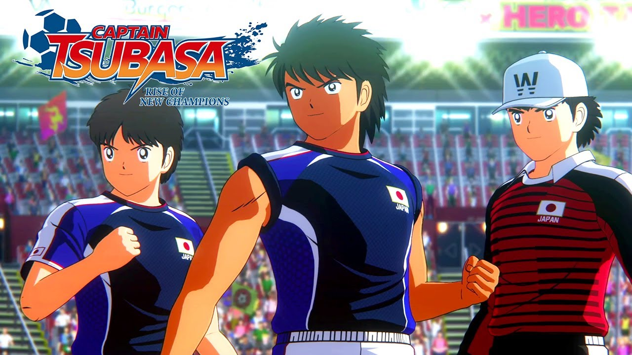 Captain Tsubasa: Rise of New Champions prestes a chegar - Pplware
