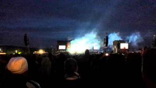 Download Festival 2013 Rammstein - Du Hast ( Small section of)