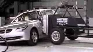 BMW 5 Series (2008) CRASH TEST