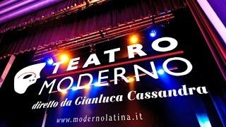 Spot Teatro Moderno Latina