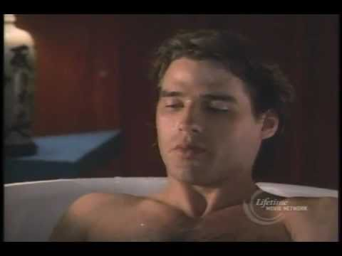 Ben Browder in a Bathtub