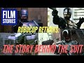 Robocop: The history of the suit