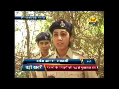 Braveheart Women Rangers Of The Gir Forest