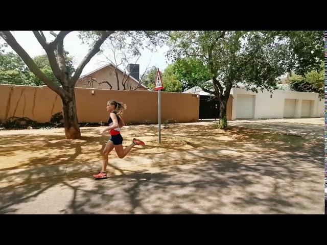 Sherize van Niekerk 400m #Dome_2020