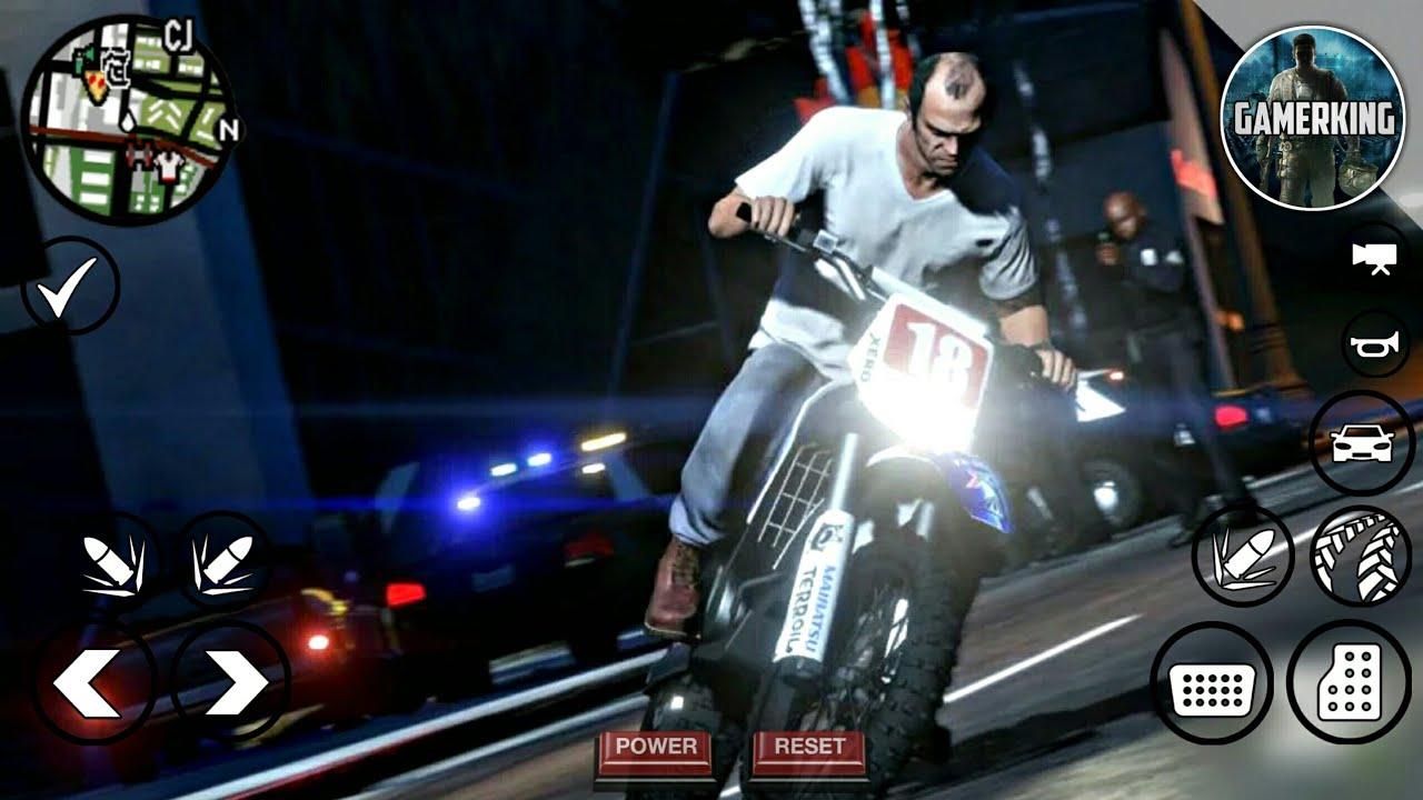 [50MB] GTA 5 Super Realistic Graphics MODs LITE Version   ENB MOD On GTA  San Andreas Android