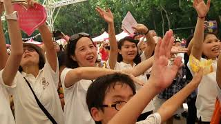 Publication Date: 2017-09-25 | Video Title: (朱咪咪)2017香海正覺蓮社正行覺念嘉年華《合唱- 我的驕