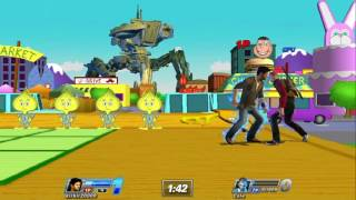 PS Vita Longplay [013] PlayStation All-Stars Battle Royale