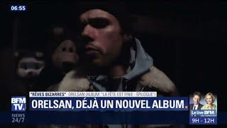 """Orelsan sort à minuit un nouvel album, """"La Fête est finie- épiloque"""""""