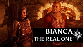 dragon Age: Inquisition - Meeting Bianca (the real one)