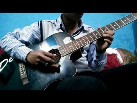 Dev chautala  song mujhe haq hai guitar   vivah movie