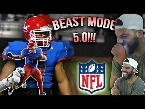 The Second Coming Of Marshawn Lynch!!!- Devonte Lee Highlights [Reaction]