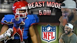 The Second Coming Of Marshawn Lynch- Devonte Lee Highlights Reaction  Sharpe Sports
