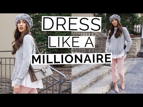 17 Broke Girl Secrets to Dress Like A Millionaire