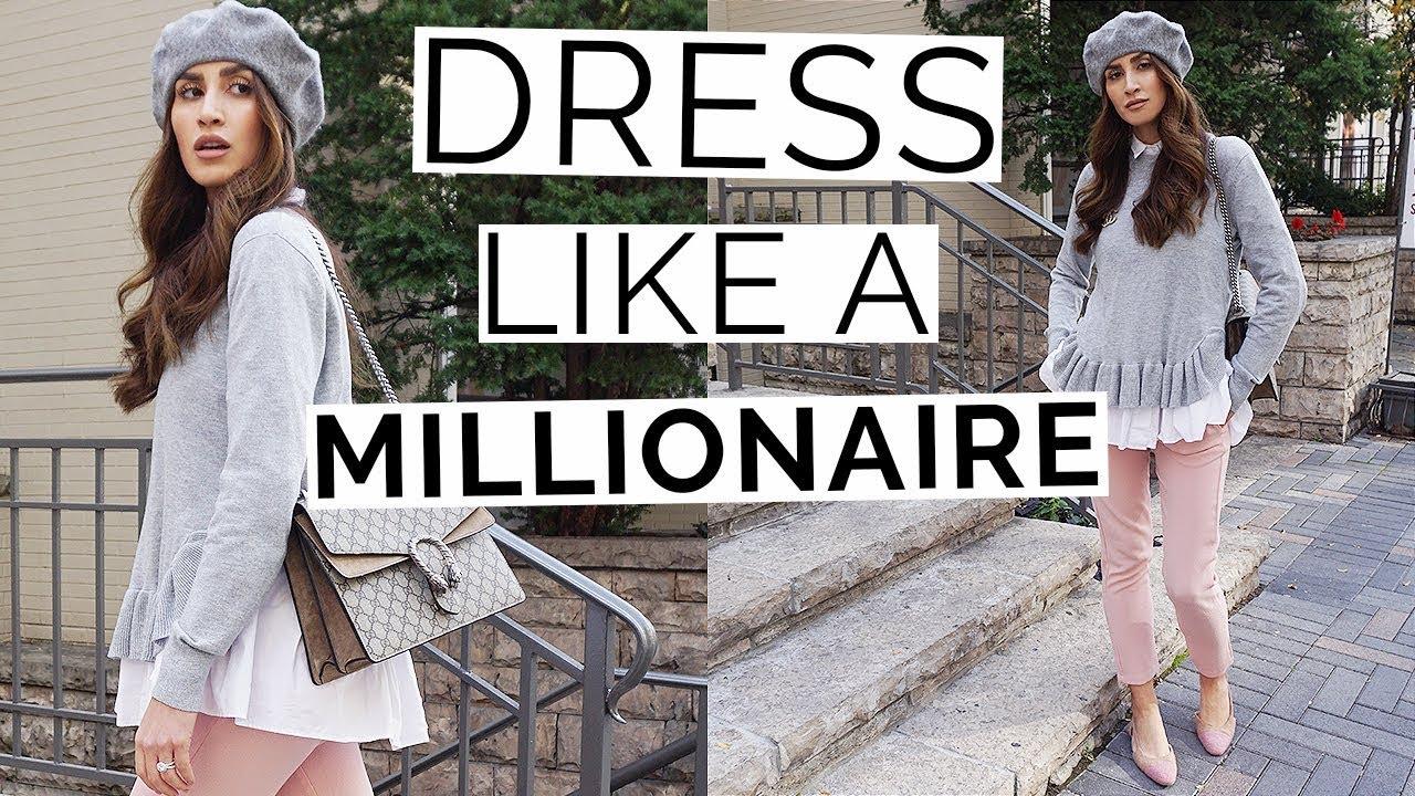 17 Broke Girl Secrets To Dress Like A Millionaire - Youtube-4587