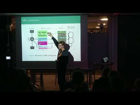 Talk 2 - Stockholm AI at Schibsted - Study Group #4 - the Differentiable Neural Computer and more