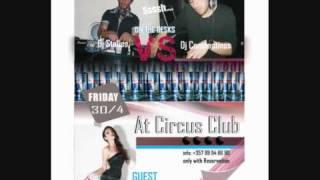 DJ STELIOS vs DJ KONSTANTINOS @ CIRCUS(GUEST IVI ADAMOU X-FACTOR)