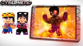 Minecraft Cybernetic - O NOVO JOGO DO HULK CYBORG DO MAL