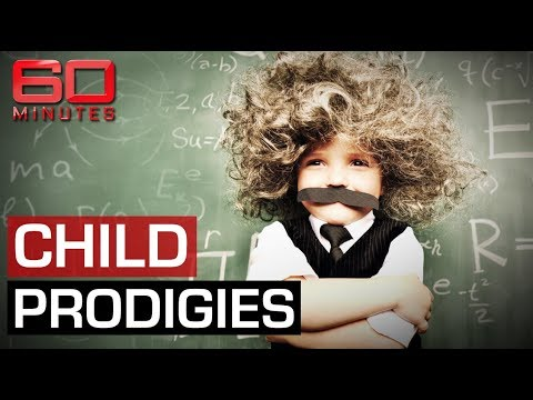 Gifted kids: born