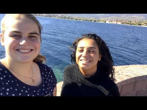 Film stage Lesbos