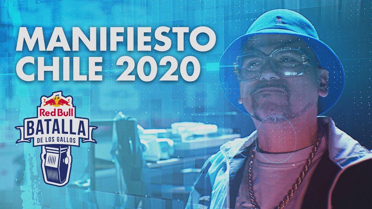 FINAL NACIONAL CHILE 2020: MANIFIESTO