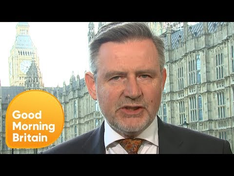 Piers Morgan Clashes With 'Angry' Labour MP | Good Morning Britain