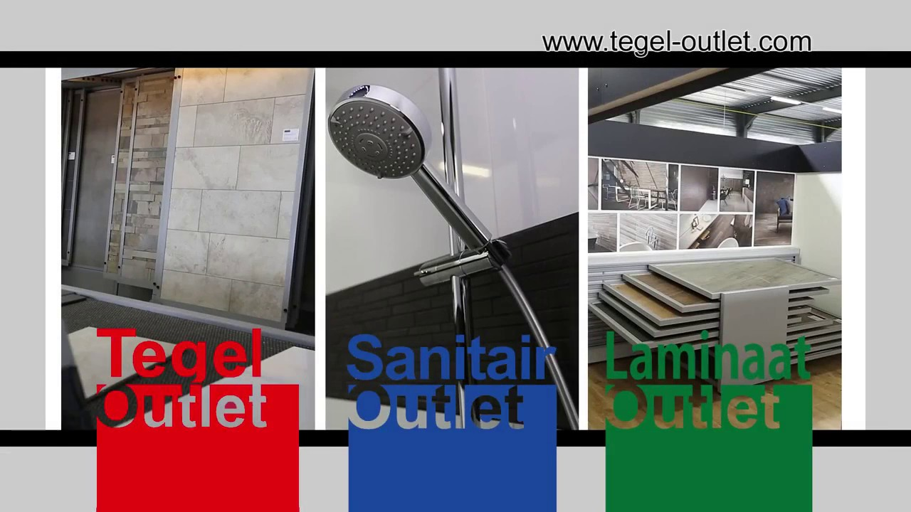 tegel outlet tienray showroom promo youtube