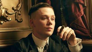 "Как сделать причёску из сериала ""Острые Козырьки""?  hairstyle from the series ""Peaky Blinders"""