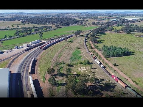 Parkes National Logistics Hub - Central to Australia's Transport Future