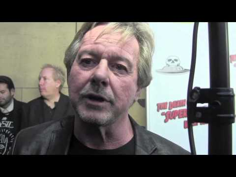 Rowdy Roddy Piper Interview @ Death of Superman Lives Premiere