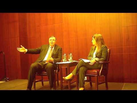 Total CEO Patrick Pouyanne speaks in Washington, DC #CSIS