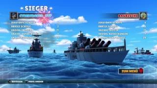 Flottenmanöver:    Cyber wird versenkt auf hoher See ohje ohje