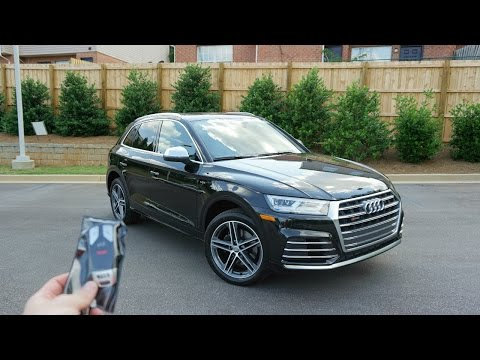 2018 Audi SQ5: Start Up, Exhaust, Test Drive and Review