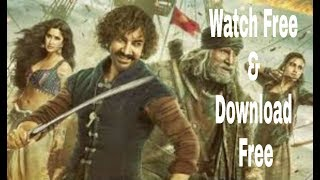 Thugs Of Hindustan Full Movie  || Watch Online & Download Free In HD 1080