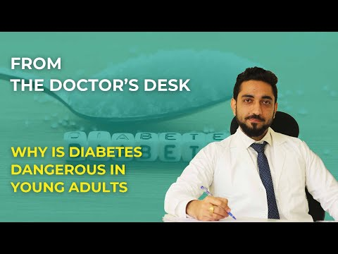 From the Doctor's Desk | Why is diabetes dangerous in young adults | BeatO