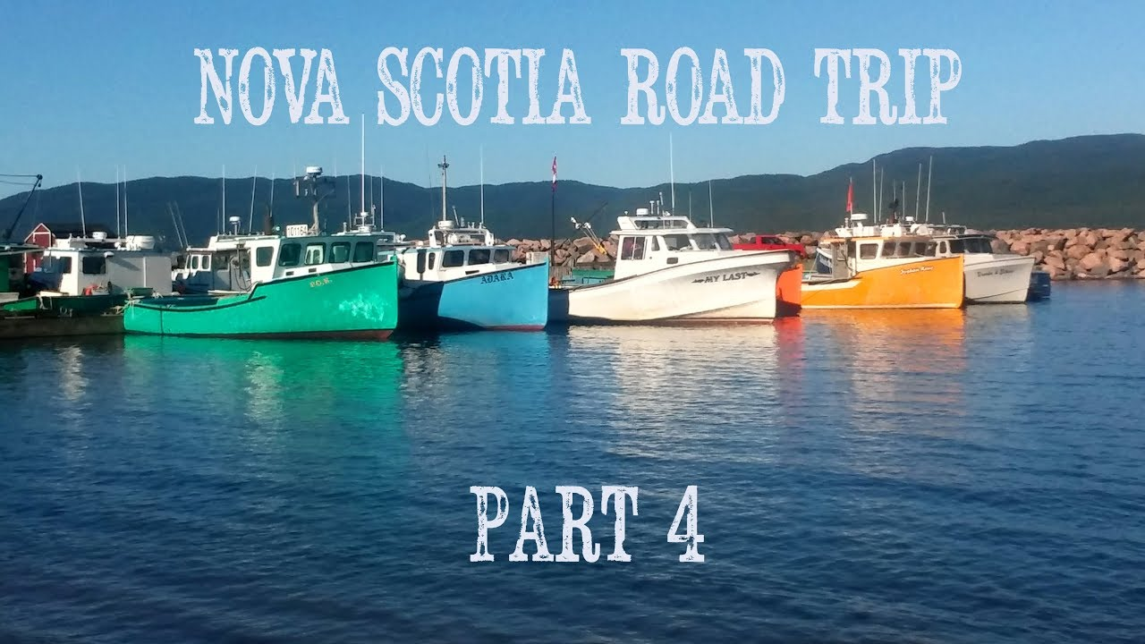 Nova Scotia Road Trip, eastern shore of Cape Breton Island