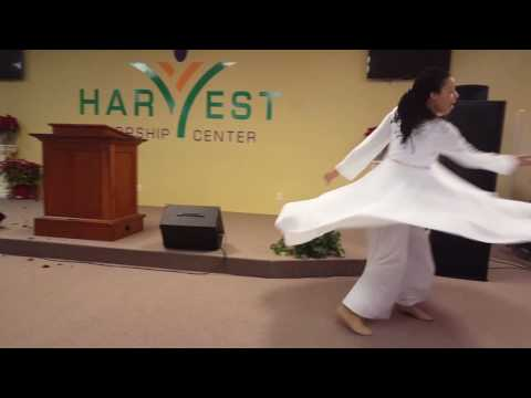 Tiffany Reynolds Ministers In Dance