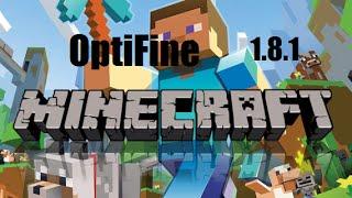 Optifine 1.8.1 Download Tutorial | Minecraft | German
