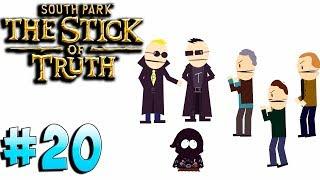 НОВЫЕ СУПЕРСИЛЫ ГЕРОЯ!!! South Park - The Stick of Truth (южный парк палка истины) - эпизод 20