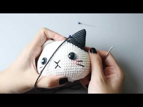 Hainchan: Sew The Ears Onto The Cat Head